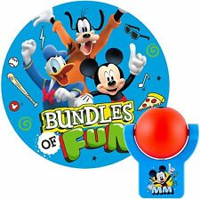 FREE SHIPPING Mickey Mouse Clubhouse Disney Projectables LED Plug-In Night Light
