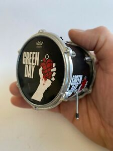 """GREEN DAY Drum Ornament 2.5"""" Hanging Ornament"""
