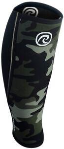 Rehband RX 5mm Shin / Calf Sleeve Support - Camo