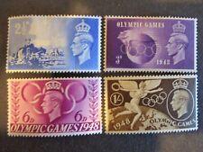 Great Britain #271-74 Mint Hinged - (8F4) WDWPhilatelic