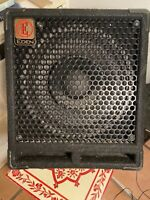 Eden Ex110-8 8ohm Bass Cabinet 1x10 with Wizzy-style Horn