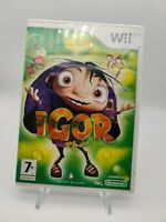 Igor The Game Nintendo Wii 7+ Action Game
