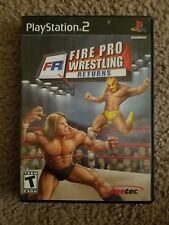 Fire Pro Wrestling Returns (Sony PlayStation 2, 2007)