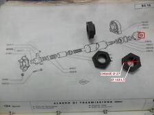 DADO ALBERO TRASMISSIONE FIAT 1100 R 124 125 131 FIAT 4593215