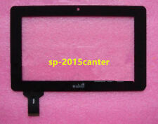 For 7'' Black Ainol Novo7 Novo 7 Crystal touch screen digitizer #SP62