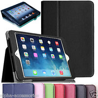 For iPad 7th Gen (10.2 2019) Case Smart Leather Flip Slim Folding Stand Cover UK