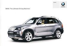 2007 BMW 40-page Sales Brochure 750i 650i 530i M3 325i 330i Z4 Alpina B7 328i