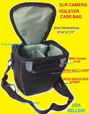 HOLSTER CASE BAG to>CAMERA DSLR SLR NIKON D3400 D3000 D3100 D3200 D7000 D7100