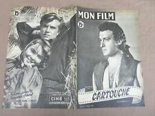 REVUE CINEMA MON FILM / CARTOUCHE ROGER PIGAUT