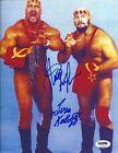 Nikita & Ivan Koloff Signed NWA WWE 8x10 Photo PSA/DNA COA Picture Autograph WCW