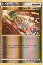 POKEMON UNLEASHED - POKEMON CIRCULATOR 81/95 - REV HOLO