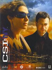 C.S.I. NY : seizoen 5 aflevering 13 - 25 (3 DVD)