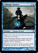 VOIDMAGE HUSHER Time Spiral MTG Blue Creature — Human Wizard Unc