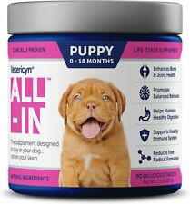 Vetericyn All-In Puppy Tablets