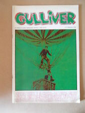 GULLIVER n°2 1976 Fumetti - HP di Guido Buzzelli  [G757] BUONO