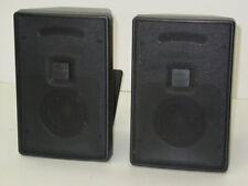 Extron SI 3 Compact Full-Range Speaker System Pair w/ Mounting Bracket