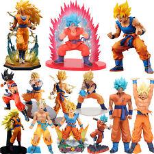 Dragonball Z Son Goku Gokou Dragon Ball Super Saiyan Figure Figurine Model Toys