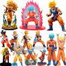 Children Dragonball Super Saiyan Son Goku Gokou PVC Figure Model Collection Toys