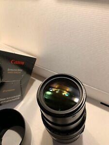 Canon EF 70-300 mm F/4.5-5.6 DO IS USM Objektiv SALE - Vitrinen Stück