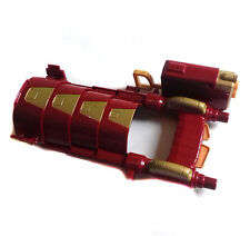 MARVEL COMICS Avengers Iron Man polso Nerf Gauntlet Roleplay Cosplay Costume