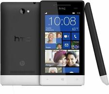 NEW CONDITION HTC 8S BLACK 3G (UNLOCKED) WINDOWS SMARTPHONE WITH WARRANTY