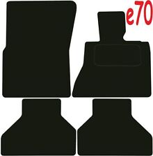 Bmw X5 e70 DELUXE QUALITY Tailored mats 2006 2007 2008 2009 2010 2011 2012 2013
