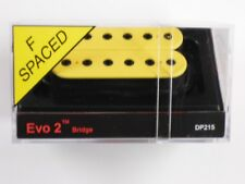 DiMarzio F-spaced Evo 2 Bridge Humbucker Yellow DP 215