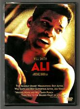 ALI   * WILL SMITH  AND JOHN VOIGHT *  D V D