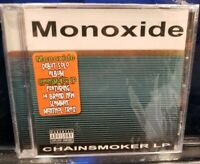Monoxide of Twiztid - Chainsmoker LP CD SEALED insane clown posse rare esham icp