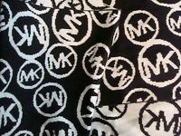 Michael Kors MK Large Circa Print Scarf knit MSRP $58 FREE SHIP NEW