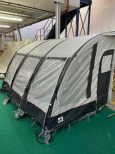 Dorema magnum air 390 all season caravan porch awning id 358