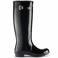 3e9618e34b18 Hunter Original Short BOOTS in Black Size 7 Wfs1000rma