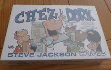 Chez Dork - Steve Jackson Games - New Sealed OOP