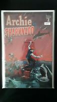 Archie Vs Sharknado 1 Variant Cover Archie High Grade Comic Book RM8-87