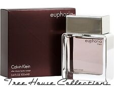 Treehousecollections: Calvin Klein CK Euphoria EDT Perfume Spray For Men 100ml
