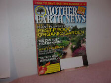 "MOTHER EARTH NEWS  MAGAZINE."" GUILD TO LIVING WISELY ""  JUNE/ JULY,  2010"