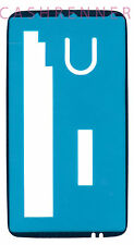 Rahmen Kleber Klebepad Klebefolie Adhesive Sticker Frame HTC One X+ Plus