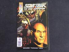 Star Trek: The Next Generation - Perchance to Dream #4 of 4 1999 (Wildstorm)