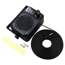 For Motorola Kenwood ICOM Radio CB Radios Mini External Speaker NSP-150v ham