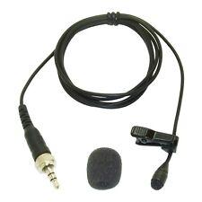 Sennheiser Cravate Clip revers microphone Lavalier ew100 ew300 ew500 G2 G3 SK20 XSW