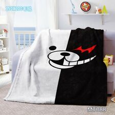 Dangan Ronpa cartoon Blanket Throw Sofa Blankets quilt NEW