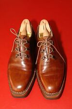 Andrea Santoni Handmade Shoes, Fall/Winter, Chocolate Brown,  US 10, Mint