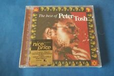 """PETER TOSH """" THE BEST OF PETER TOSH """" CD SEALED"""