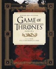 GAME OF THRONES: Hinter den Kulissen (Staffel 3-4) von C. A. Taylor (2014, Gebundene Ausgabe)