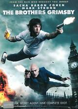 The Brothers Grimsby / Sacha Baron Cohen, Mark Strong < DVD> Region 3 **