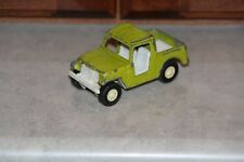 TootsieToy Lime Green Die Cast/Plastic Truck