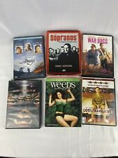 Lot Of 6 Dvd Movies Sopranos Weeds Critters War Dogs Always Lost In Translation