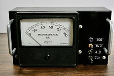 Ac Amp Meter Set up for lab work used