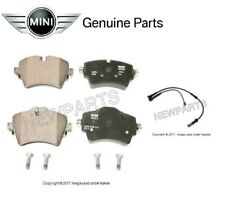New Mini Cooper F56 S Front Brake Pad Set with Sensor Genuine
