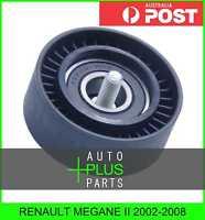 Fits RENAULT MEGANE II 2002-2008 - Engine Belt Pulley Idler Bearing
